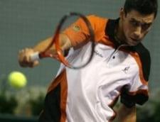 Hanescu, eliminat de Roddick in sferturi la Doha