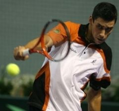 Hanescu a fost eliminat in turul doi al turneului de la Metz