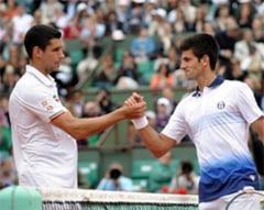 Hanescu a impresionat cu Djokovici, la Indian Wells