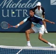 Hanescu se mentine pe locul 54 in clasamentul ATP