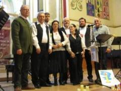 Hanuca 5778, cu aprinderea Lumanarii, la Sinagoga