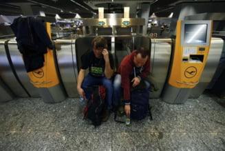 Haos pe cel mai mare aeroport din Germania - zeci de zboruri anulate
