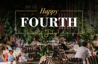 Happy 4th of July Celebration at Little Texas! Life, Liberty & Pursuit of Happiness (P)