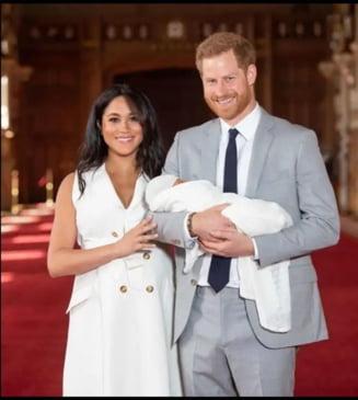 Harry si Meghan nu mai pot folosi titlurile regale si vor da inapoi 2,4 milioane de lire sterline Casei Regale