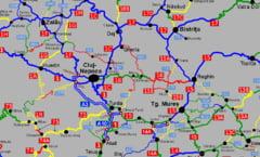 Harta Calitatii Drumurilor Din Cluj Care Portiuni Sunt Catalogate