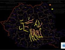 Harta inundatii