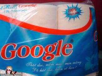 Hartie igienica Google