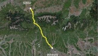 Hartile lui Ceausescu salveaza autostrada Sibiu- Pitesti. Ce au gasit specialistii in ele