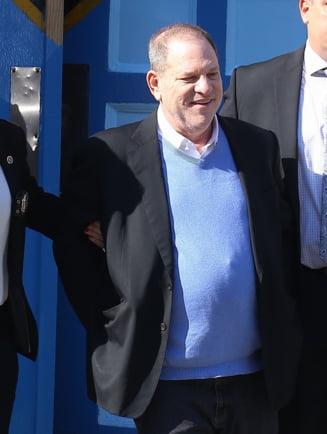 Harvey Weinstein pledeaza nevinovat la acuzatiile de agresiune sexuala si de viol