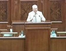 Hasotti: Greva parlamentara nu este o solutie, e o fantasmagorie