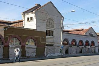 Hasotti: Hala Matache este o ruina - trebuie mutata si reconstruita