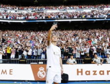 Hazard si Bale, cel mai bine platiti fotbalisti de la Real Madrid. Cati bani castiga cei doi jucatori