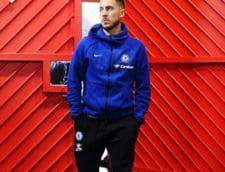 Hazard si-a anuntat plecarea de la Chelsea: Urmeaza transferul la Real Madrid?