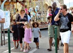 Heidi Klum si Seal, lupta nebuna pentru custodia copiilor