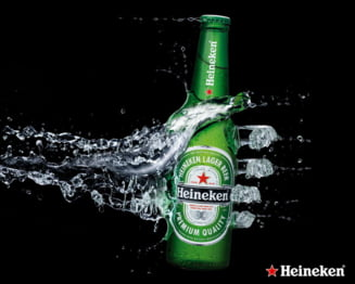 Heineken are profituri in scadere