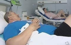 Helmuth Duckadam si Cornel Dinu au iesit din spital