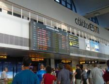 Henri Coanda, in top 5 aeroporturi din Europa in functie de cresterea traficului aerian