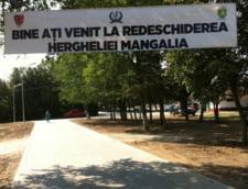 Herghelia Mangalia, deschisa pentru public. Mazare, tinta glumelor lui Cristian Topescu (Video)