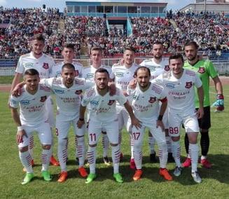 Hermannstadt a promovat in Liga 1