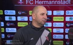 Hermannstadt inceteaza colaborarea cu tehnicianul Vasile Miriuta