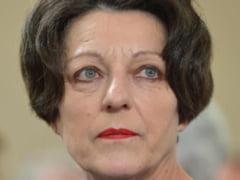 Herta Muller, operata de ulcer perforat