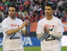 Higuain neaga criticile la adresa lui Cristiano Ronaldo