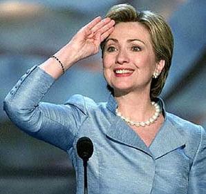 Hillary Clinton: Nu voi fi prima femeie presedinte