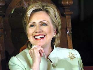 Hillary Clinton, cea mai admirata femeie din SUA in 2010