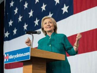 Hillary Clinton, intr-un rar interviu: Oamenii vor intelege cine se lupta pentru ei
