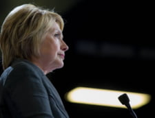 Hillary Clinton a fost implicata intr-un accident
