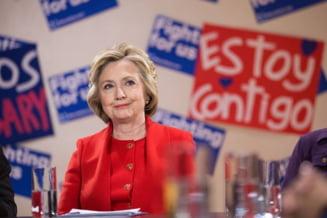 Hillary Clinton acuza ca oamenii lui Trump au complotat cu rusii impotriva sa. Presedintele i-a dat imediat replica
