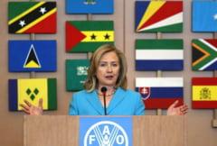 Hillary Clinton avertizeaza ca putem intra intr-o criza alimentara