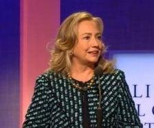 Hillary Clinton cere taxe mai mari pentru toti bogatii lumii