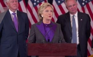 Hillary Clinton da vina pe seful FBI pentru pierderea alegerilor prezidentiale