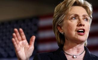 Hillary Clinton felicita Romania de Ziua Nationala, in numele lui Obama