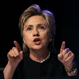 Hillary Clinton ia atitudine: Imaginea si credibilitatea R.Moldova sunt compromise