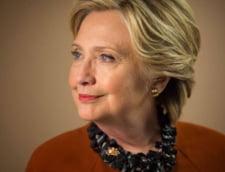 "Hillary Clinton ii avertizeaza pe democrati ca au nevoie de o victorie ""coplesitoare"" in fata lui Donald Trump"