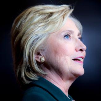 Hillary Clinton obtine matematic nominalizarea democrata pentru Casa Alba (Video)