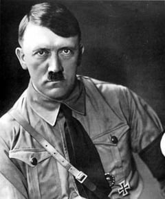 Hitler a construit farfurii zburatoare care sa atace Londra si New-York-ul