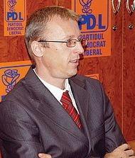 Hoara: Vreau sa candidez pentru postul de secretar executiv la congresul PD-L