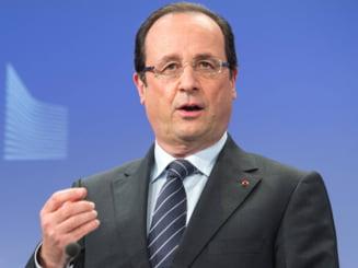 Hollande cere SUA sa inceteze imediat spionajul