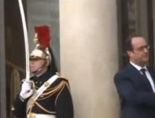 Hollande mana lider