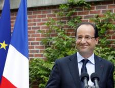 """Hollande pune capat filosofiei """"Munceste mai mult pentru a castiga mai mult"""""""
