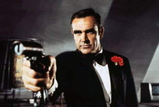 """Hollywood-ul deplange moartea lui Sean Connery: """"A revolutionat lumea. Unul dintre adevaratii uriasi ai cinematografiei"""""""