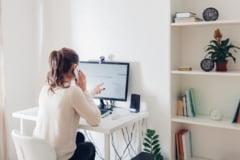 Home Office - munca in online, de acasa