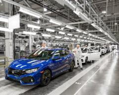 Honda inchide singura uzina din Marea Britanie: 3.500 de oameni raman fara loc de munca