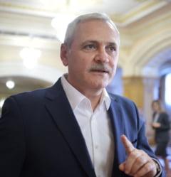 Hopa-Mitica din Parlament: Legea defaimarii initiata de Dragnea n-a murit. Doar s-a prefacut putin adormita
