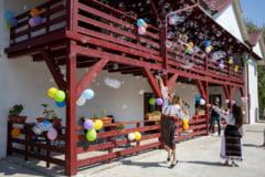 "Hope and Homes for Children si Holcim Romania au inaugurat casa de tip familial ""Felix"" din Roznov"
