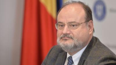 Horatiu Moldovan: Nu toti pacientii raportati au murit efectiv din cauza pneumoniei cu COVID-19