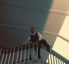 Horia Brenciu ameninta ca se arunca de la etaj (Video)